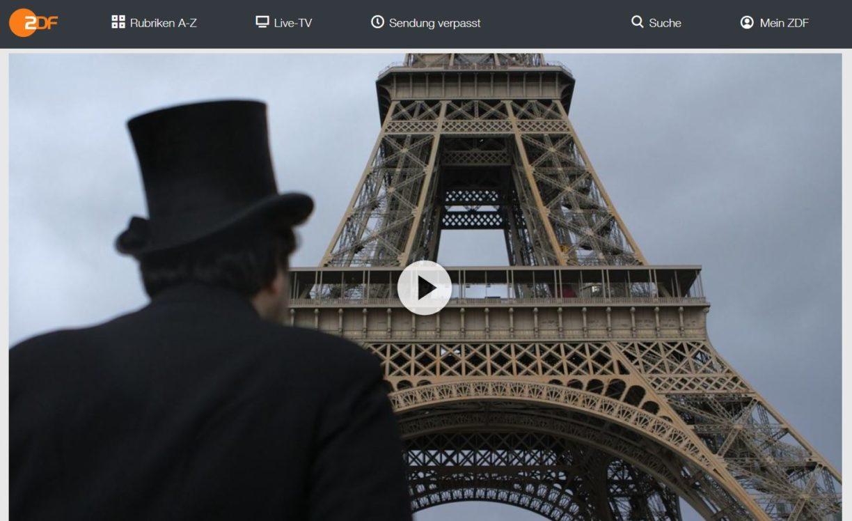ZDF-Doku: Der Eiffelturm - Revolution in Stahl