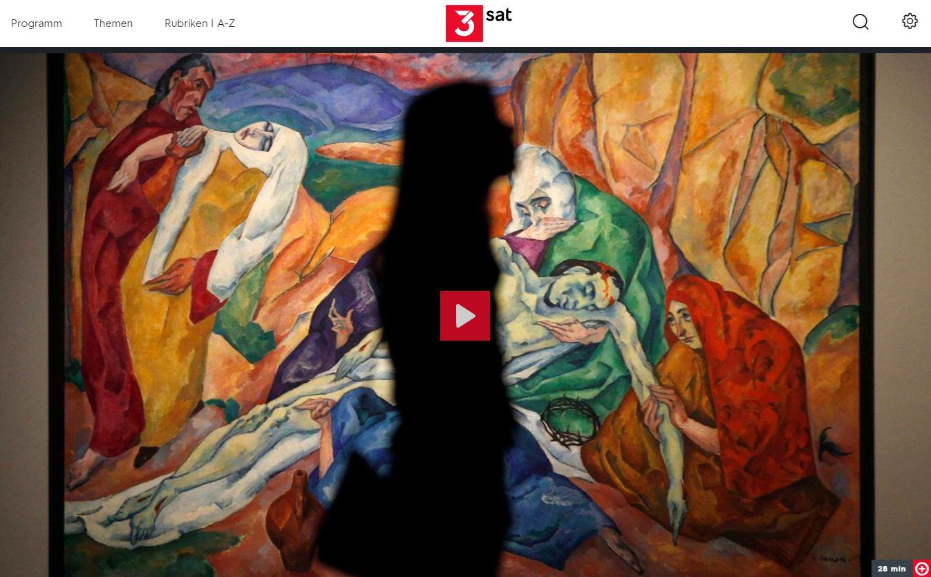3sat-Doku: El Greco und die Moderne