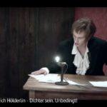 ARTE-Doku: Friedrich Hölderlin - Dichter sein. Unbedingt!