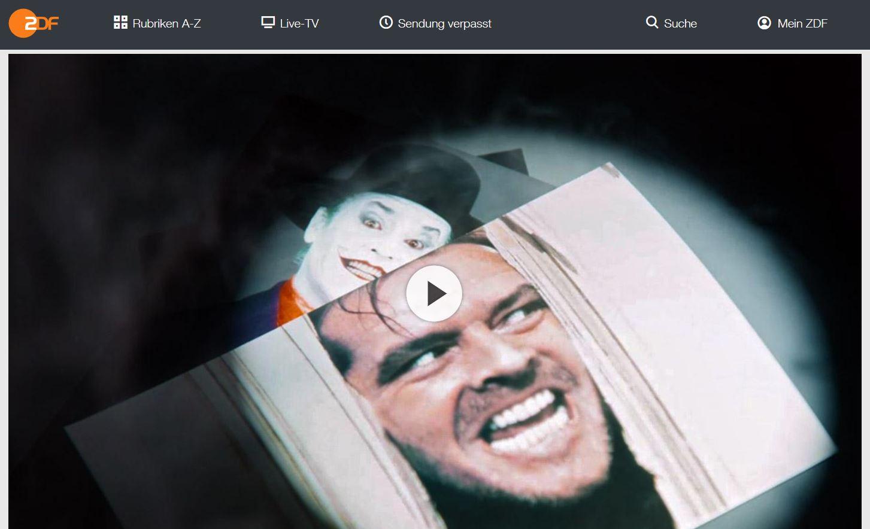 ZDF-Doku: Jack Nicholson - Das teuflische Grinsen Hollywoods