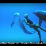ARTE-Doku: Jacques Mayol, Dolphin Man - Mit einem Atemzug in die Tiefe