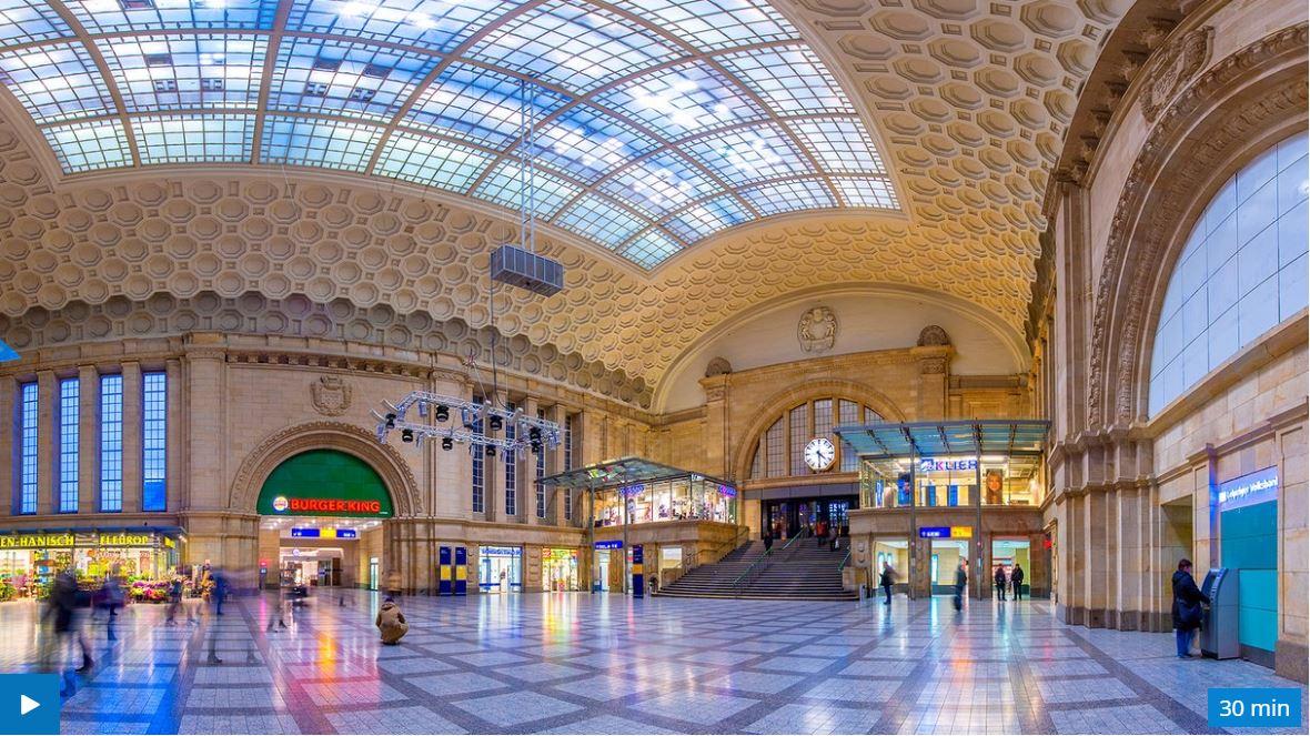 MDR-Doku: Leipziger Hauptbahnhof - 24 Stunden