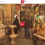 3sat-Doku: Les Puces - der größte Antiquitätenmarkt der Welt