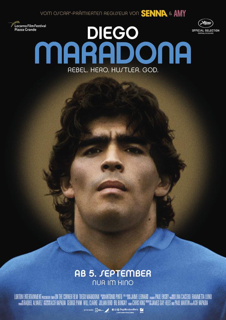 Prime Video: Diego Maradona
