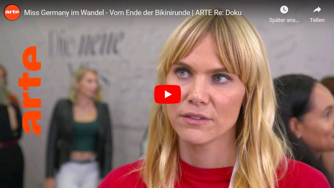ARTE-Reportage: Miss Germany im Wandel - Vom Ende der Bikinirunde