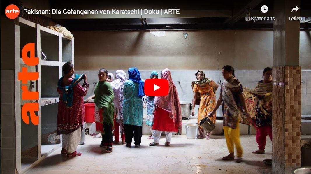ARTE-Doku: Pakistan - Die Gefangenen von Karatschi