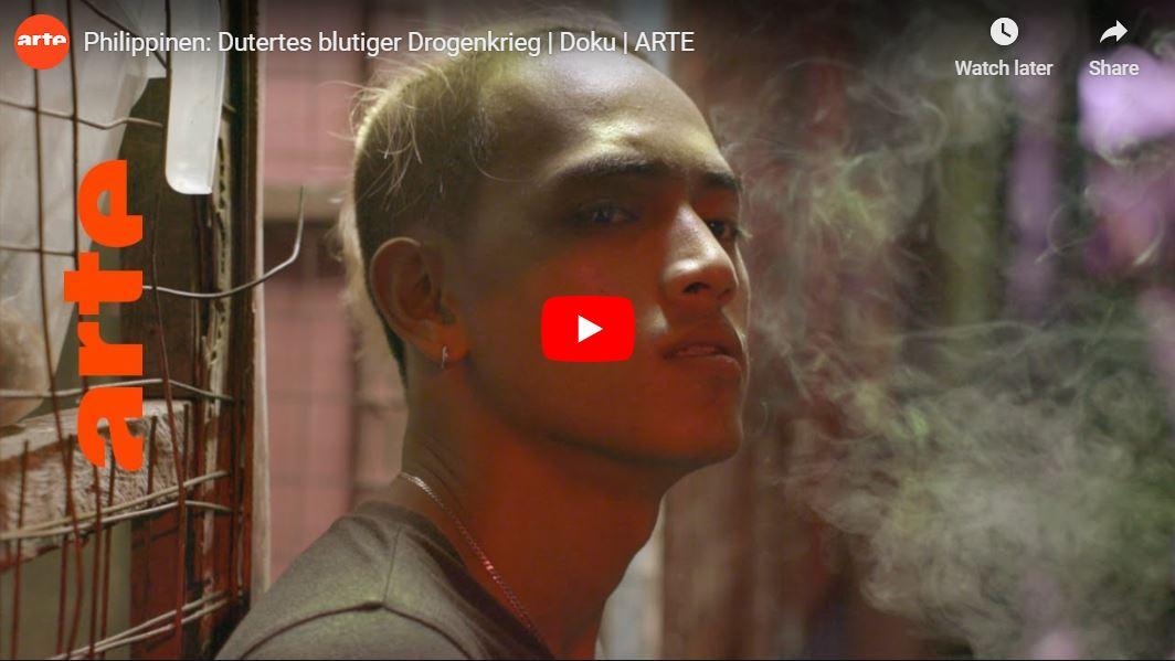 ARTE-Doku: Philippinen - Dutertes blutiger Drogenkrieg