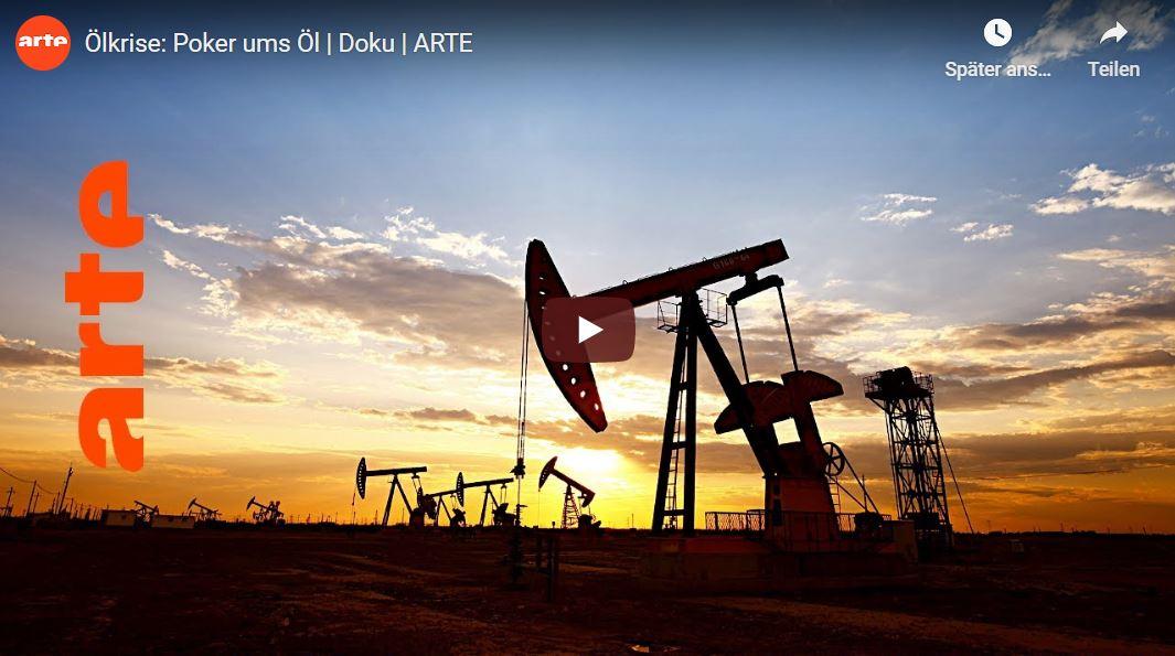ARTE-Doku: Ölkrise - Poker ums Öl