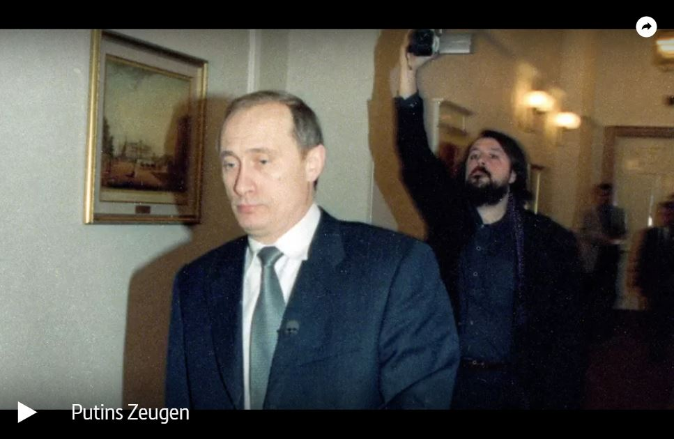 ARTE-Doku: Putins Zeugen