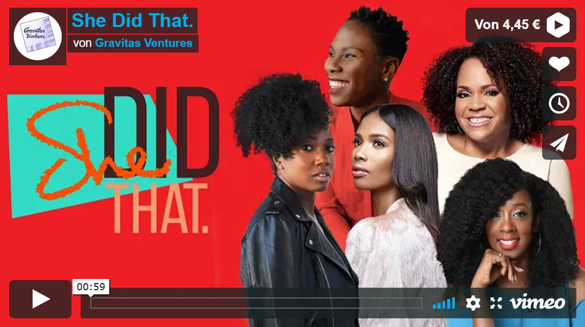 She Did That. // Netflix Premieres First Ever Documentary About Black Women CEOs