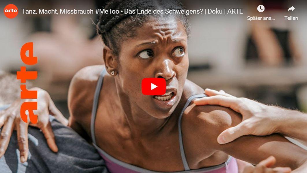 ARTE-Doku: Tanz, Macht, Missbrauch #MeToo - Das Ende des Schweigens?