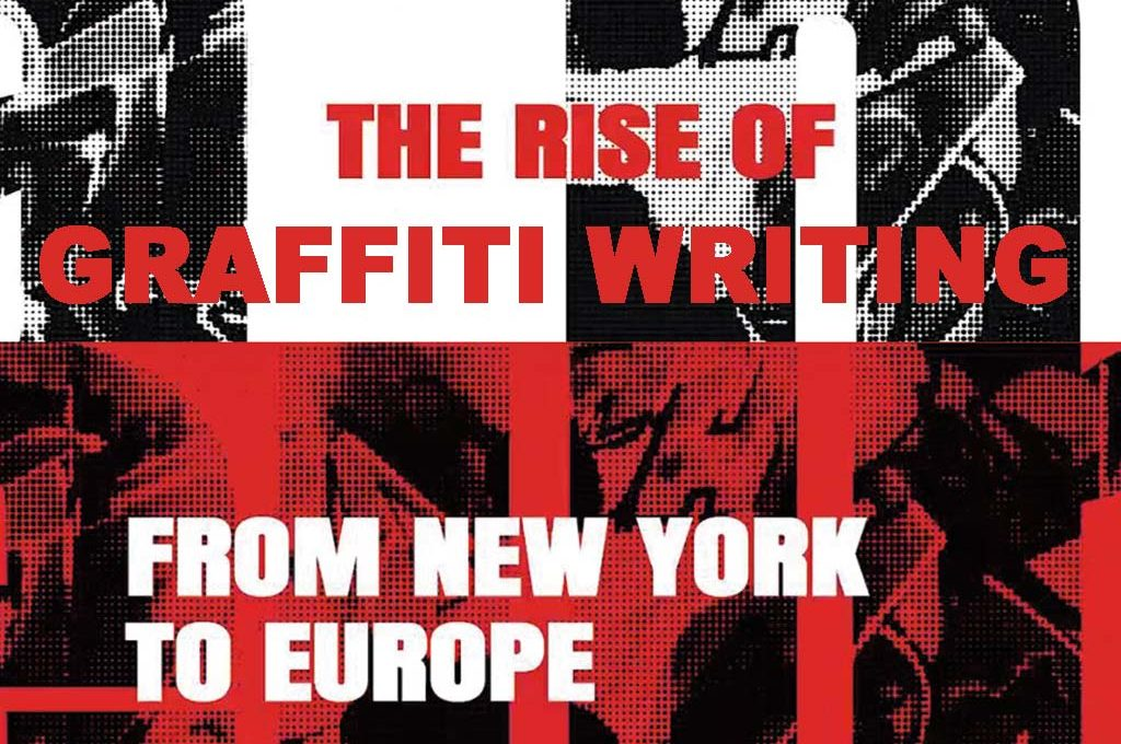 ARTE-Dokureihe: The Rise of Graffiti Writing - From New York To Europe (3 Staffeln)