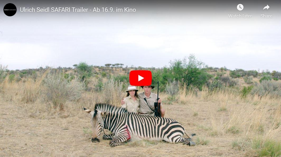 Prime Video: Ulrich Seidl - Safari // Doku-Empfehlung von Marina Müller-Nauhaus