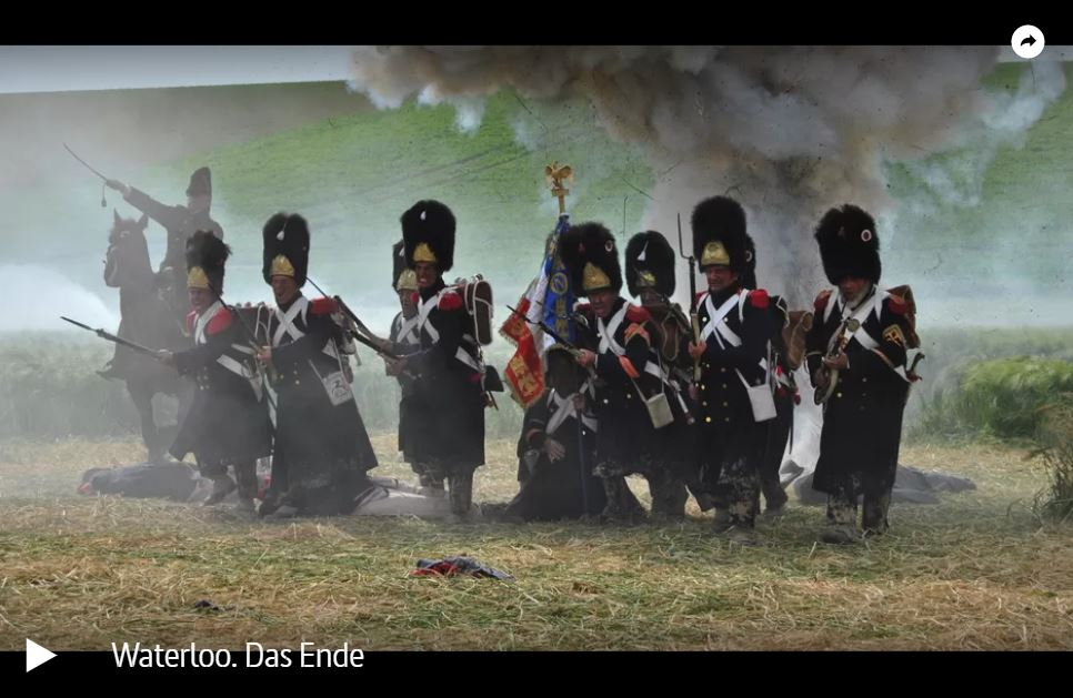 ARTE-Doku: Waterloo. Das Ende