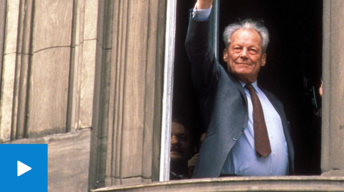 MDR-Doku: Willy Brandt ans Fenster!