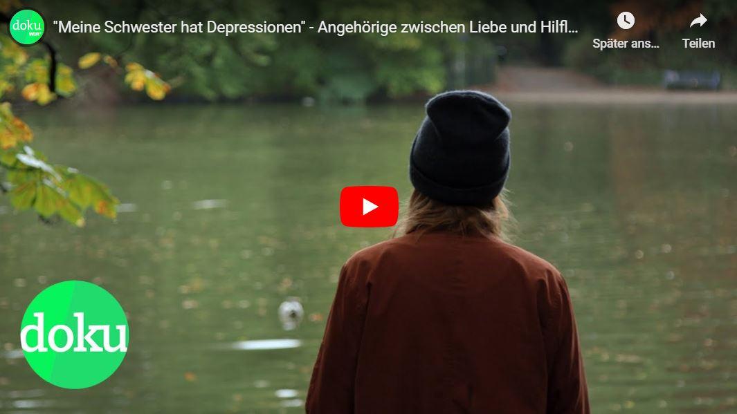 WDR-Doku: »Meine Schwester hat Depressionen« – Angehörige zwischen Liebe und Hilflosigkeit