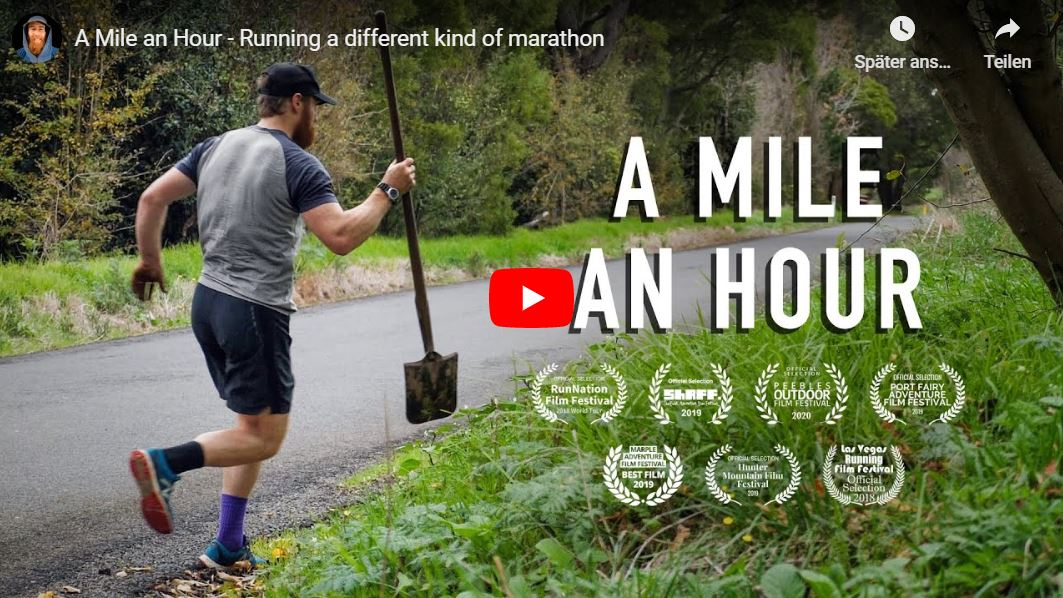 Kurzdoku: A Mile an Hour - Running a different kind of marathon