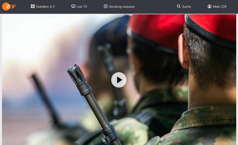 ZDF-Doku: Angriff von innen - Die Umsturzpläne rechtsextremer Sicherheitskräfte