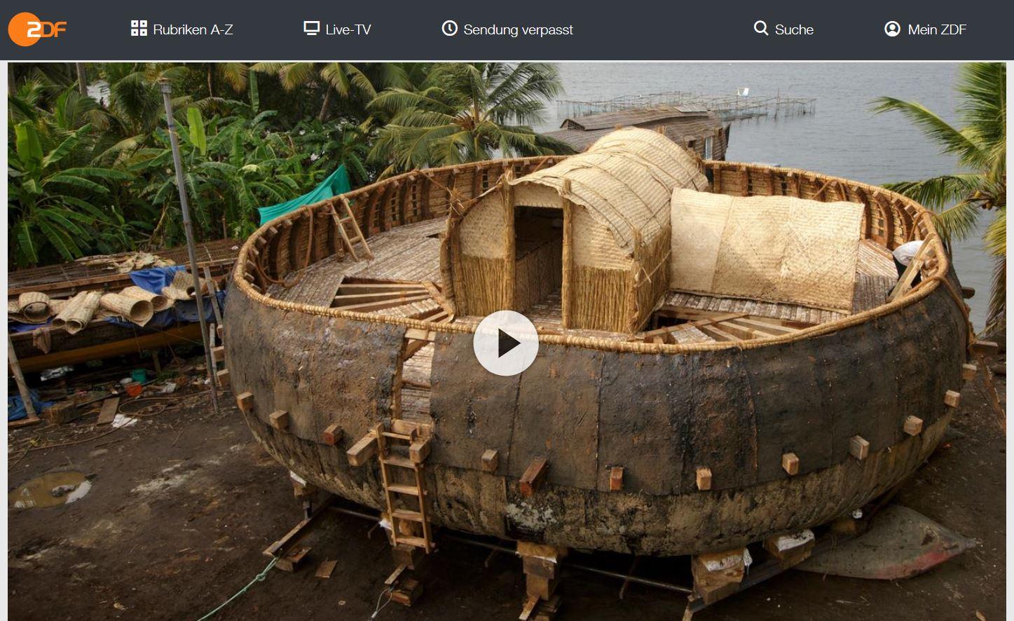 ZDF-Doku: Die Arche Noah - Legende und Wahrheit