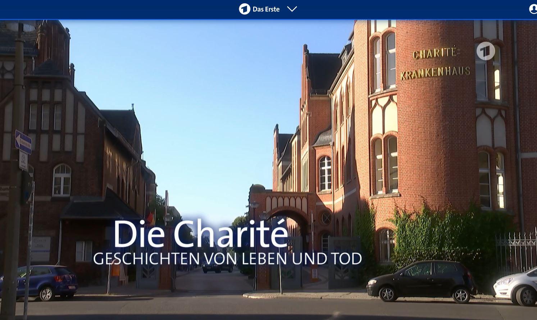 ARD-Doku: Die Charité - Geschichten von Leben und Tod
