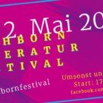 Das Eichborn Literaturfestival - umsonst und drinnen