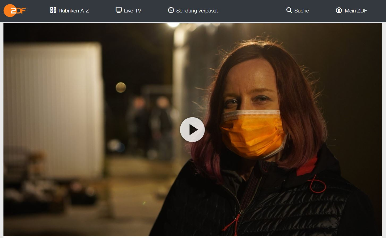 ZDF-Doku: Den Laden am Laufen halten - Helfen in der Corona-Krise | 37 Grad