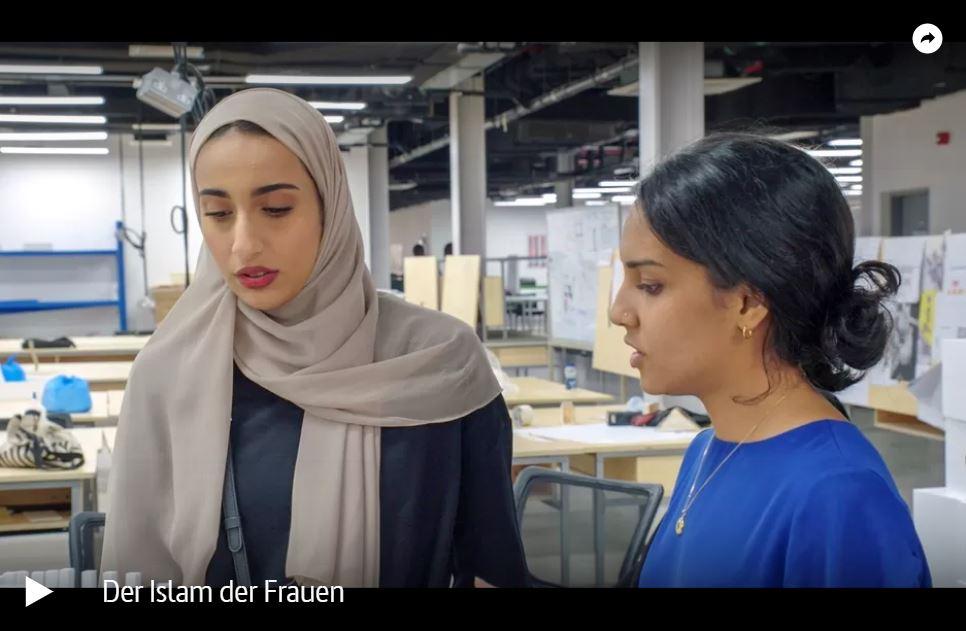 ARTE-Doku: Der Islam der Frauen