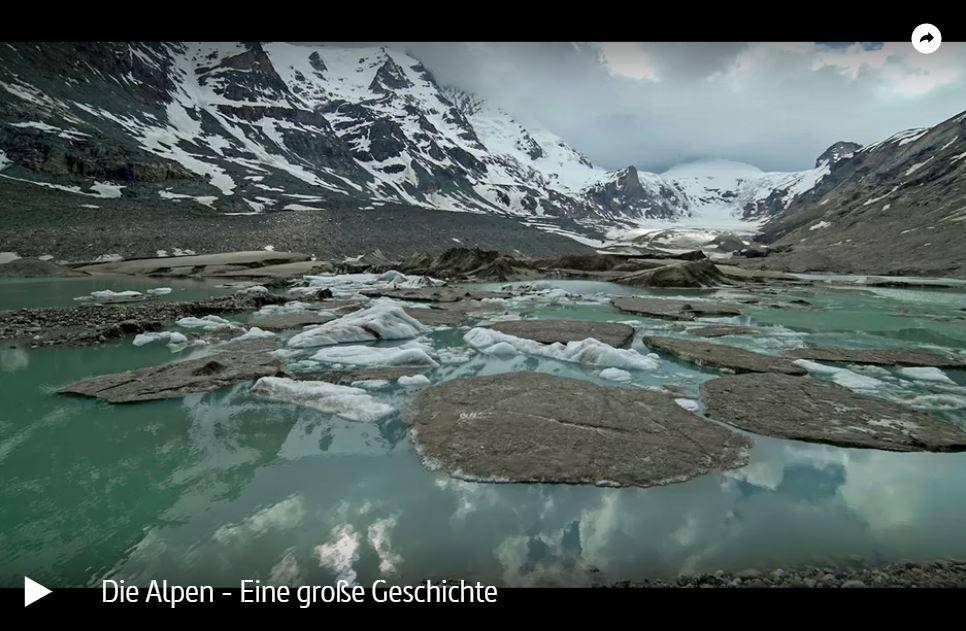 ARTE-Doku: Die Alpen - Eine große Geschichte