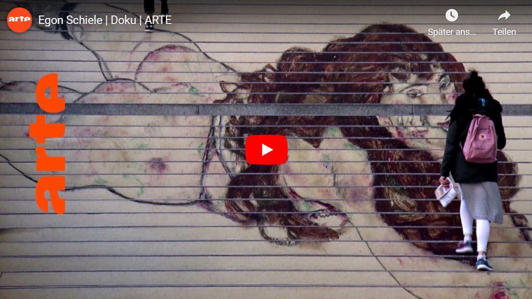 ARTE-Doku: Egon Schiele