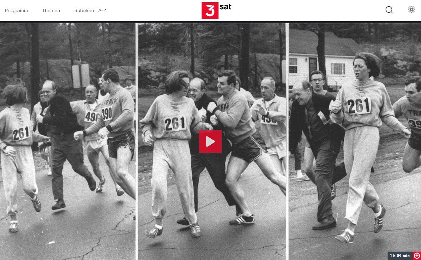 3sat-Doku: Free to run - Als Laufen noch verboten war