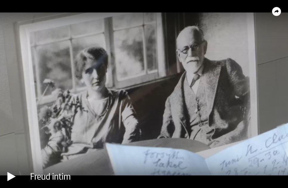 ARTE-Doku: Freud intim