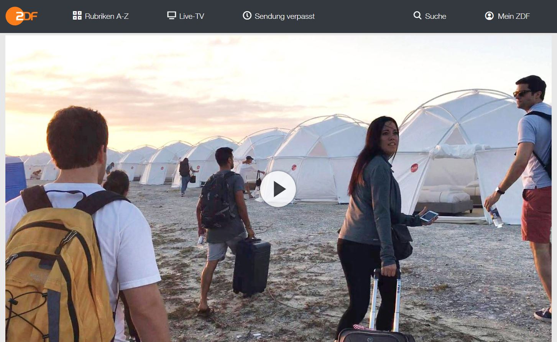 ZDF-Doku: Fyre Fraud - Festival-Desaster im Paradies