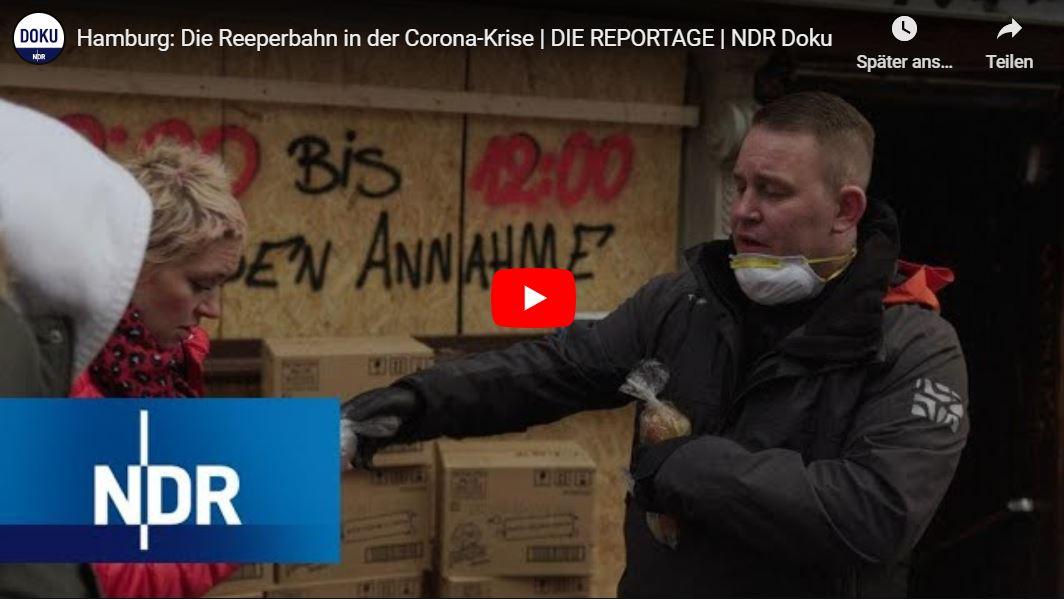 NDR Doku: Hamburg - Die Reeperbahn in der Corona-Krise