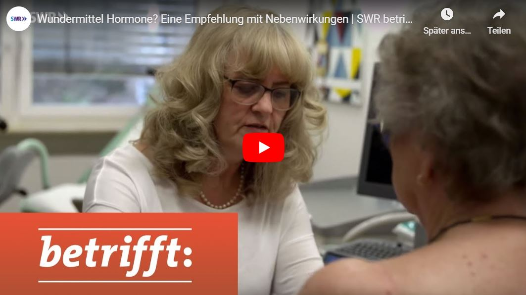 SWR-Doku: Hormone - Wundermittel oder Gesundheitsrisiko?
