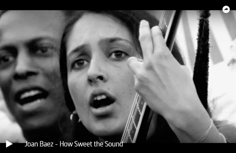 ARTE-Doku: Joan Baez - How Sweet the Sound