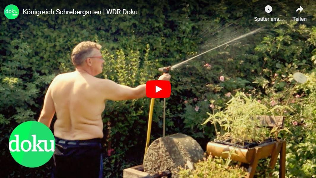 WDR-Doku: Königreich Schrebergarten