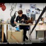 ARTE-Doku: Künstlerinnen - Annette Messager kuratiert