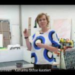 ARTE-Doku: Künstlerinnen - Katharina Grosse kuratiert