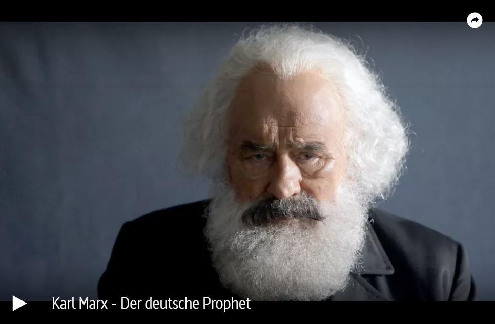 ARTE-Doku: Karl Marx - Der deutsche Prophet