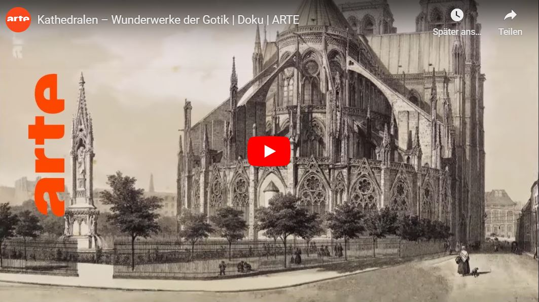 ARTE-Doku: Kathedralen – Wunderwerke der Gotik