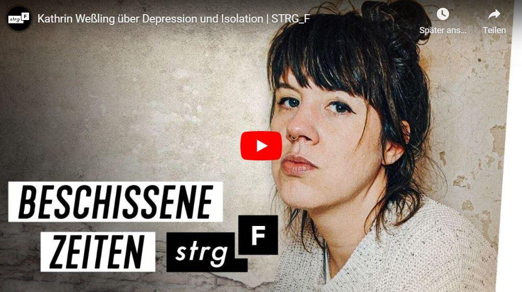 STRG_F: Videotagebuch - Psychisch krank in Zeiten von Corona