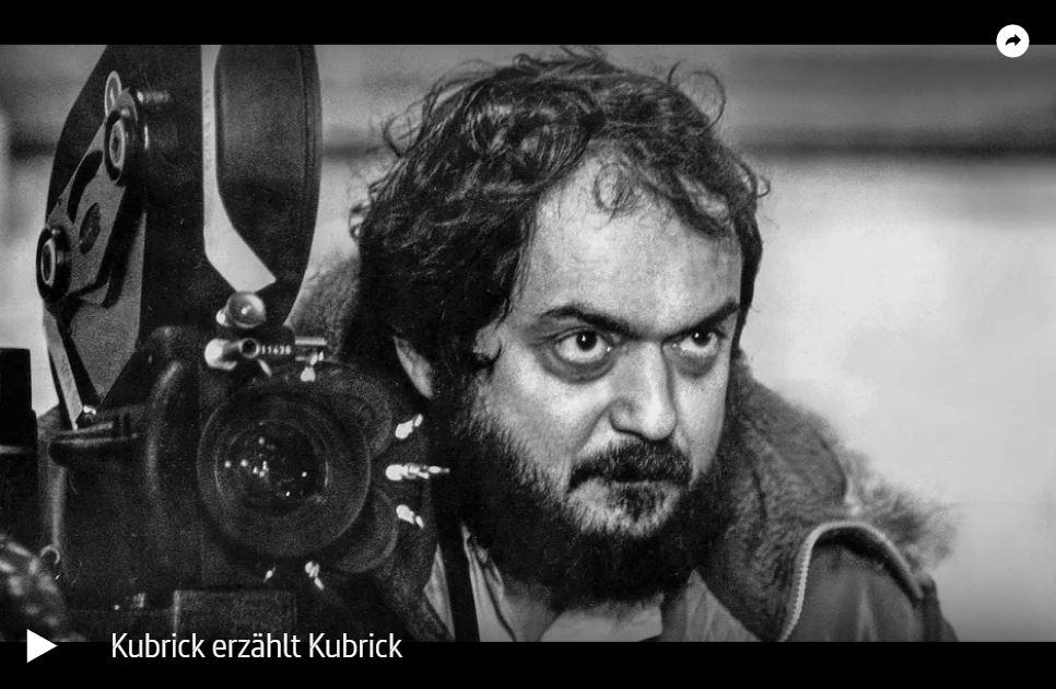 ARTE-Doku: Kubrick erzählt Kubrick