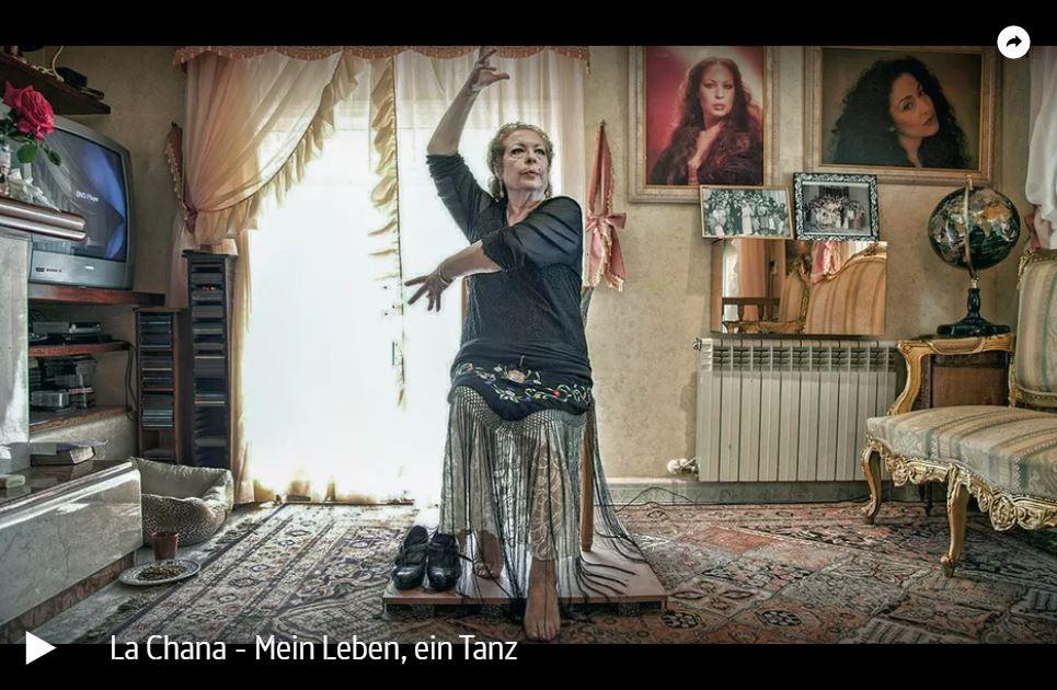 ARTE-Doku: La Chana - Mein Leben, ein Tanz