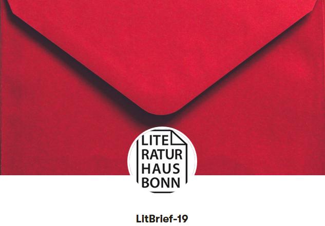 Literaturhaus Bonn: Echte Briefe von Autor*innen im Abo während der Corona-Krise