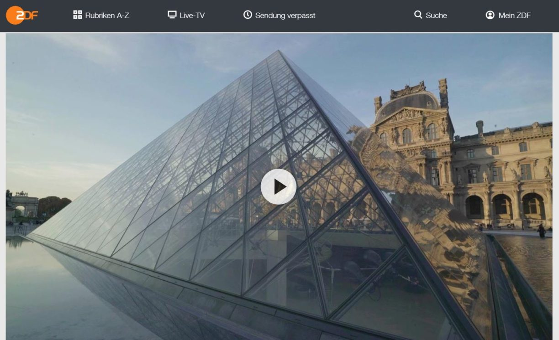 ZDF-Doku: Der Louvre - Das Weltwunder von Paris