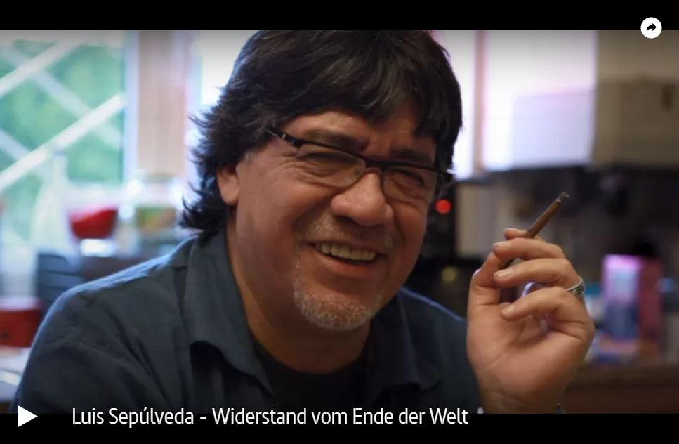 ARTE-Doku: Luis Sepúlveda - Widerstand vom Ende der Welt