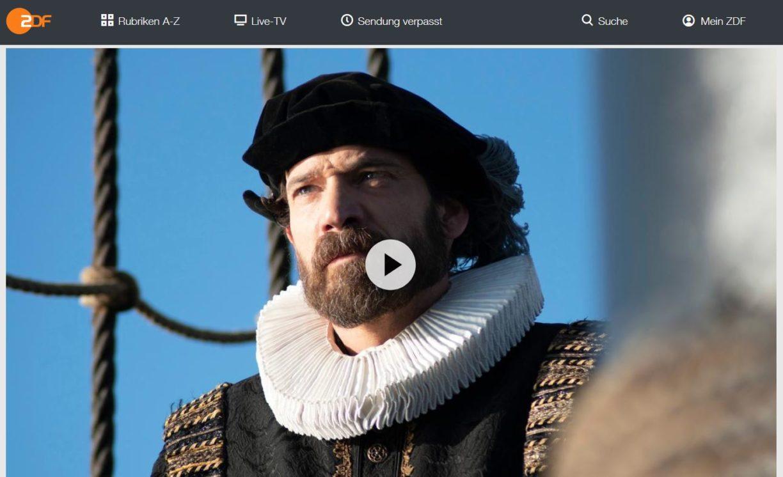 ZDF-Doku: Magellans Reise um die Erde - Das Abenteuer der ersten Weltumsegelung | Terra X
