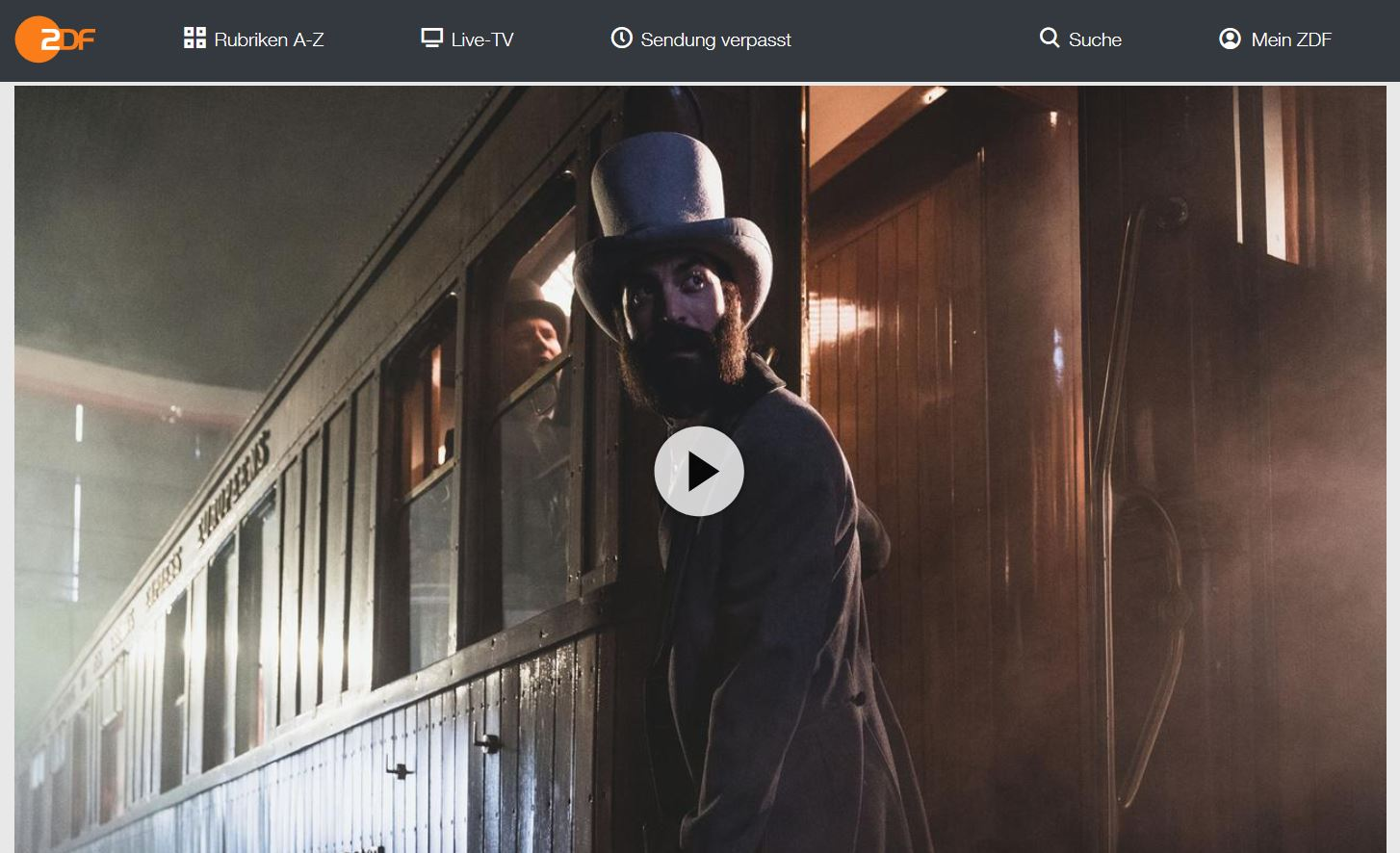 ZDF-Doku: Orientexpress – Ein Zug schreibt Geschichte | Terra X