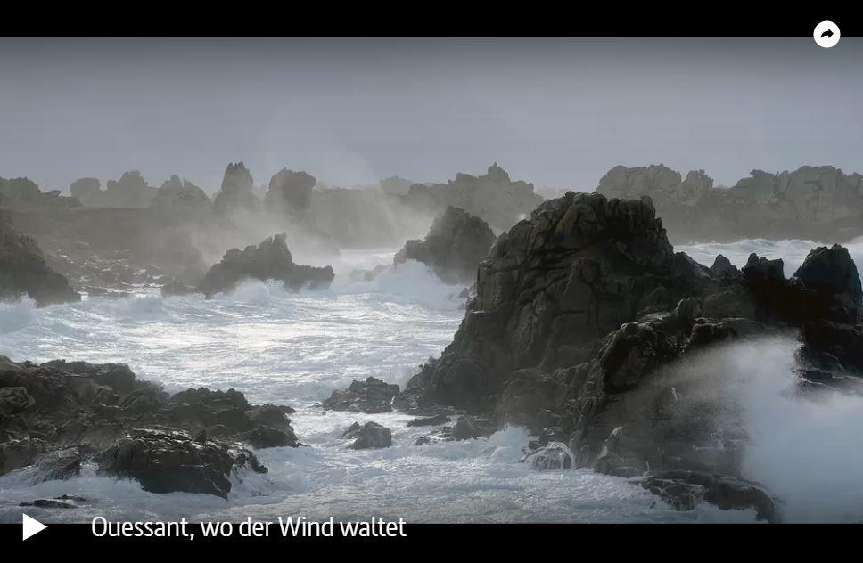 ARTE-Doku: Ouessant, wo der Wind waltet