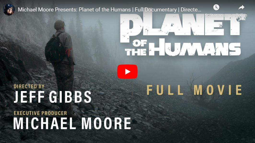Michael Moore Presents: Planet of the Humans